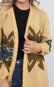The Yuma Cardigan