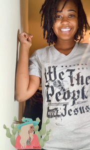 We The People Tee