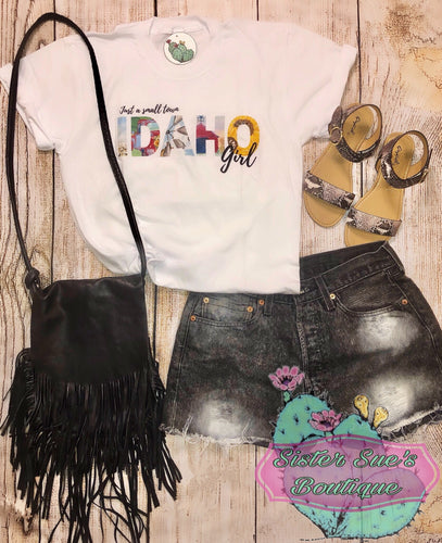 Idaho Girl Tee