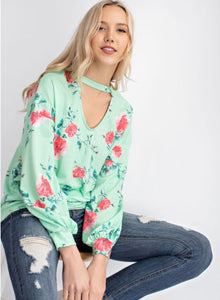 Mint To Be Sweatshirt