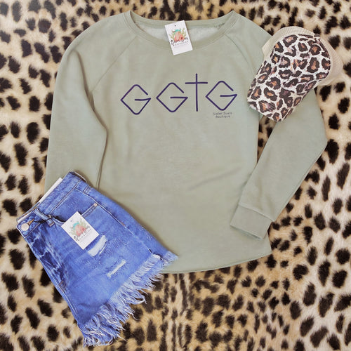 Give God The Glory Sweatshirt