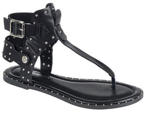 Strapped Up Sandal