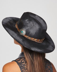 The Calamity Jane Hat