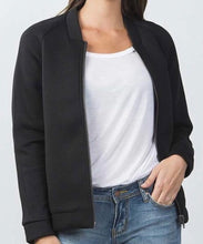 Black Betty Bomber Jacket