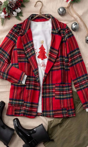 Christmas Class Act Jacket