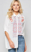 The Loretta Button Down Blouse
