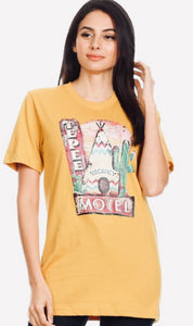 The Teepee Motel Tee