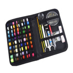 128pcs Handmade DIY Sewing Kit Black Household Needle Suit Travel Tool Sewing Kit Sewing Kit And Accessories