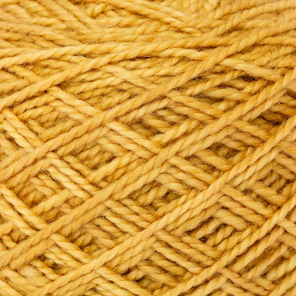 karoo moon merino wool dirty gold yellow detail texture
