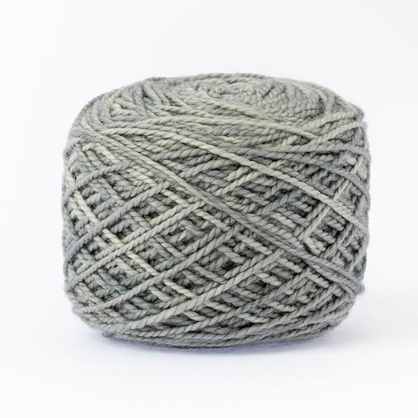 first moon 100% merino wool grey colour wool