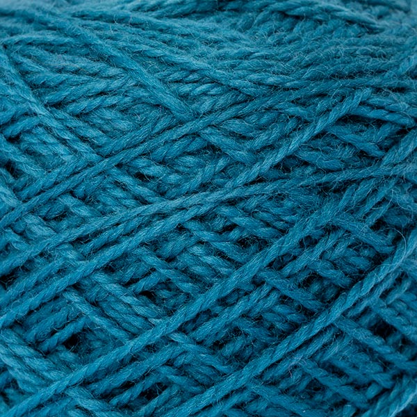 Texture of Karoomoon first moon wool happy