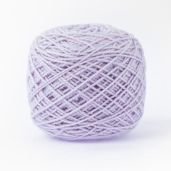 karoo moon first moon 100% merino wool imagination purple colour wool
