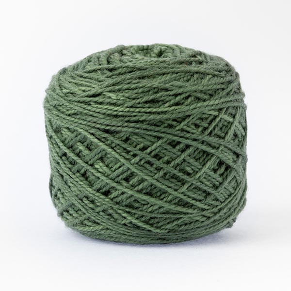 karoo moon 100% merino wool mute green