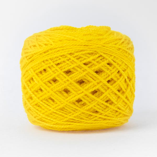 karoo moon 100% merino wool sunshine yellow