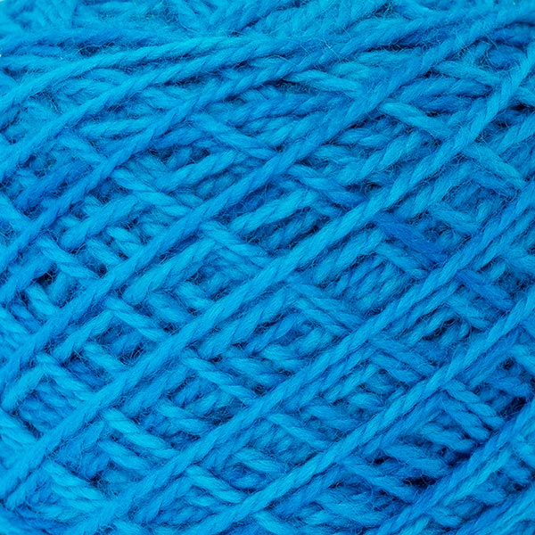 texture blue wool 100% merino yarn