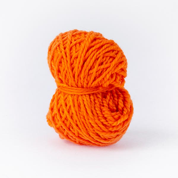 orange desert small ball mini moon