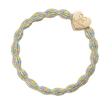 "Gold Heart ""Candy""By Eloise Bangle Hair Band"