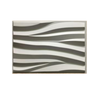 Panou PVC 3D decorativ model Waves