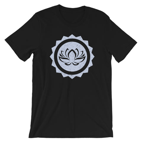 Lotus Flower Buddhist T-Shirt