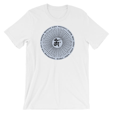 Tibetan 100 Syllable Mantra Buddhist T-Shirt