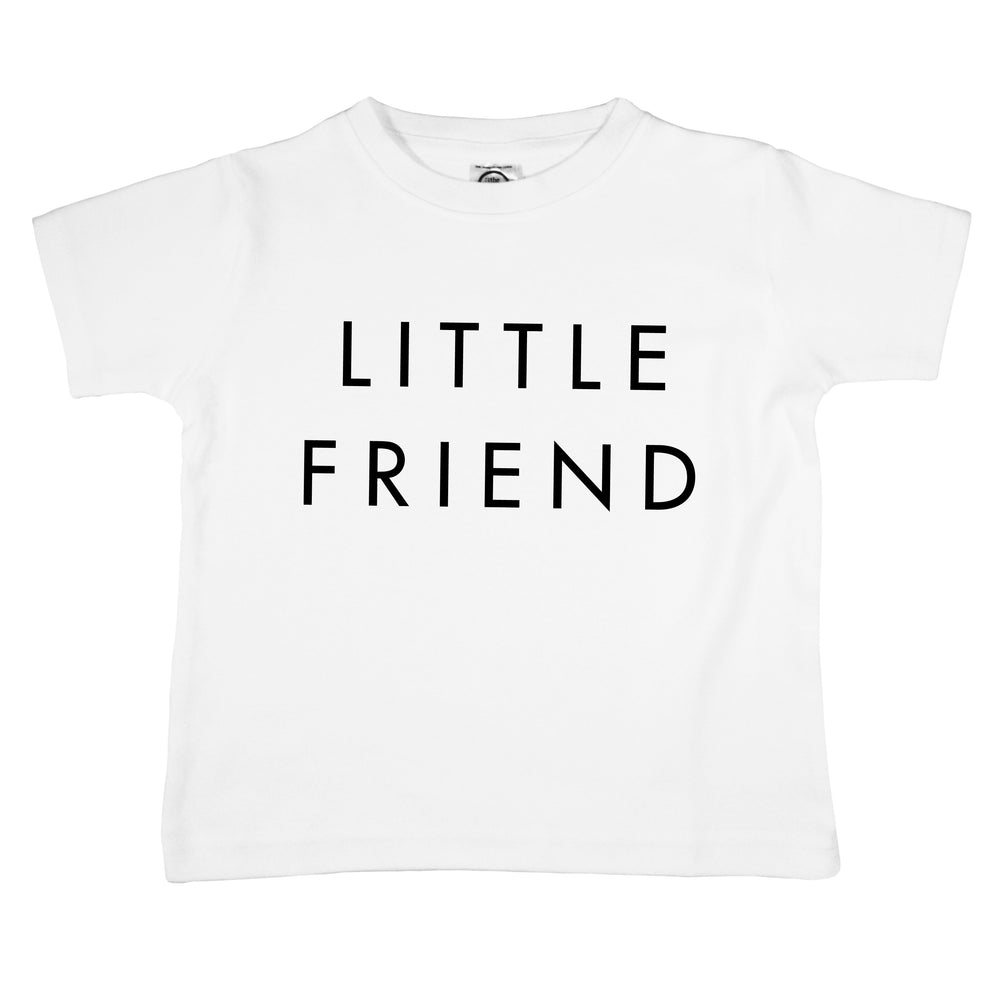 say hello to my little friend funny father son daughter tony montana scarface matching shirt set outfit baby onesie toddler kids men daddy and me fathers day gift idea