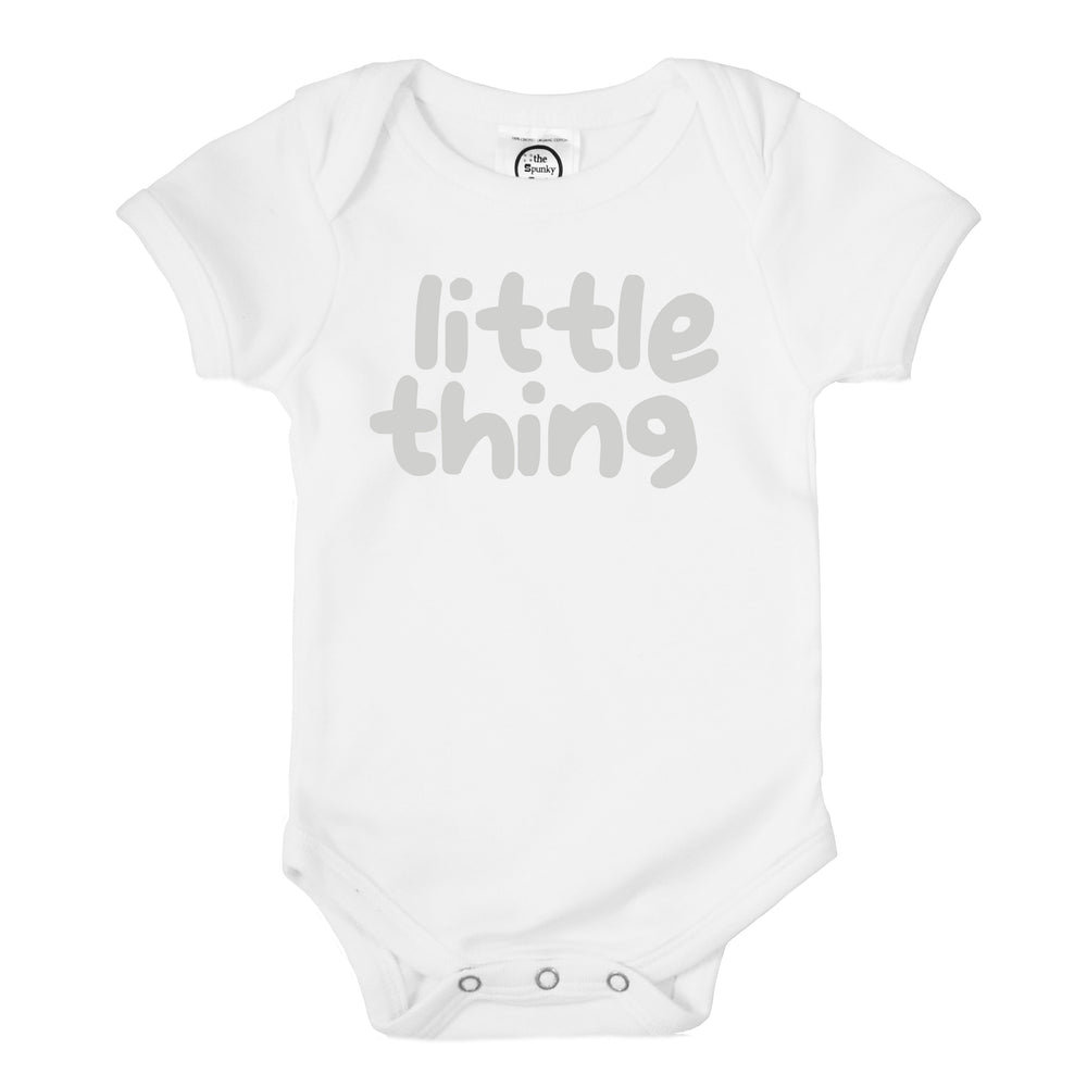 its the little things in life cute father son daughter matching shirt set outfit fathers day daddy me gift idea