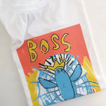 turn your kids drawing art artwork into a custom printed tee shirt