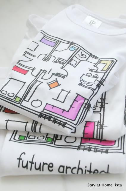 future architect organic cotton baby onesie toddler shirt