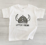 little baby viking organic cotton minnesota fan hat baby onesie toddler shirt