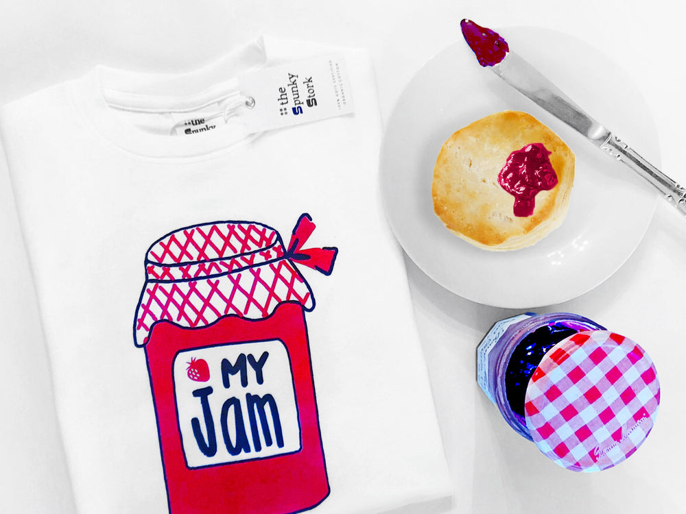 valentines day strawberry my jam jelly jar baby onesie toddler tee shirt graphic print funny unisex sayings