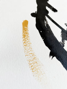 minimalistic art, minimalist art, graphic art, black and white art, abstract painting, becky pollard, seven sixteen, gold accents, gold art, black white and gold art, black and white painting, minimalist painting, minimalistic painting, black and white painting, abstract art, denver artist, denver art, colorado artist, colorado art, denver maker