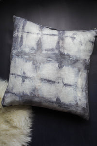 becky pollard, seven sixteen, hand dyed pillow, boho pillow, tribal pillow, shibori, shibori pillow, gray throw pillow, becky pollard, seven sixteen, hand dyed pillow, boho pillow, tribal pillow, shibori, shibori pillow, shibori dye, shibori dyed, shibori dying, hand dyed pillow
