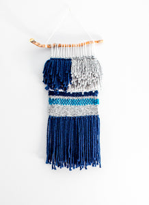 zooey, becky pollard, seven sixteen, fiber art, wall hanging, wallhanging, wall art, boho decor, wallhanging ideas, wallhanging ideas wall decor, weaving wallhanging, weaving art, fiber art, fiber artist, wall hangings for living room