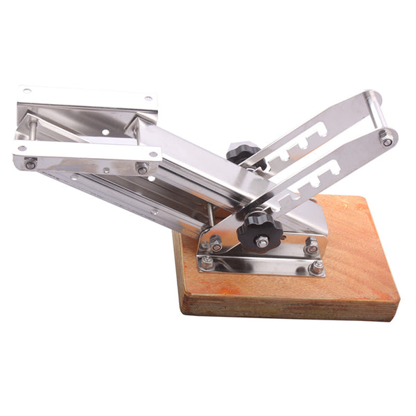 Heavy Duty Outboard Motor Bracket