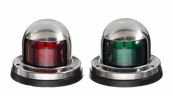 Red & Green LED Navigation Lights