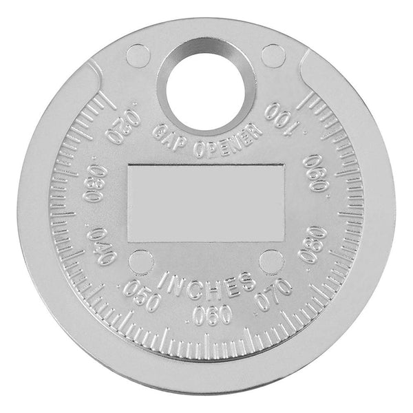 Spark Plug Gap Gauge Tool Measurement Coin