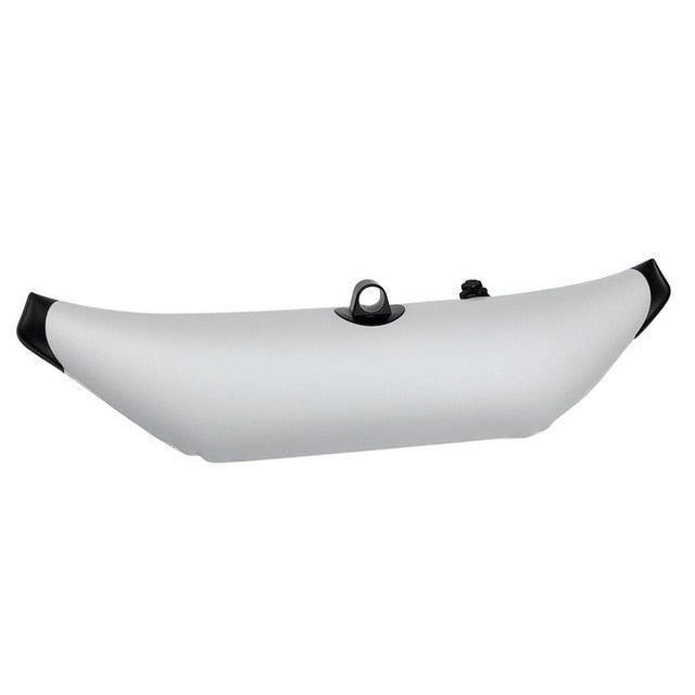 white Inflatable Kayak Outrigger Stabilizer