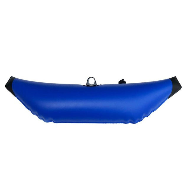 blue Inflatable Kayak Outrigger Stabilizer