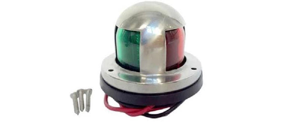 12V Stainless Steel Marine LED Navigation Light