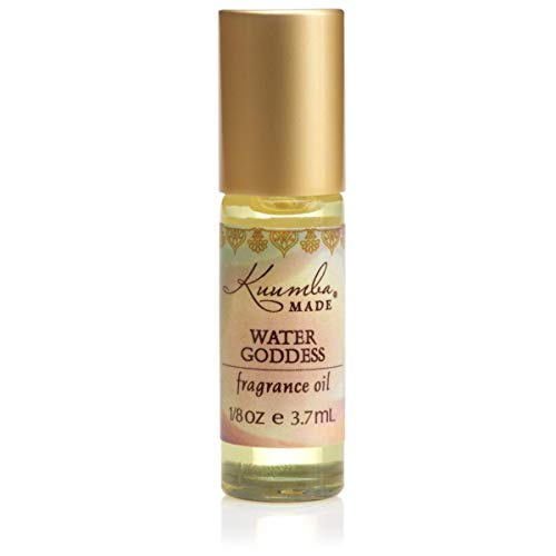 Kuumba Made Water Goddess Fragrance Oil Roll-On .125 Oz / 3.7 ml (1-Unit)