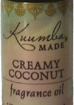 Kuumba Made Fragrances (Creamy Coconut, 1/8oz (3.70ml))