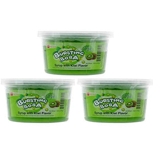 Boosen Bursting Boba Kiwi 15.8oz 3 Pack