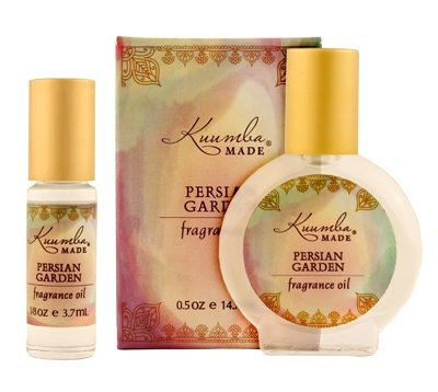 Kuumba Made, Persian Garden Fragrance Oil 18oz and 12oz sizes one for the house and one for on the go