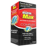 Stacker 2 Dexatrim Max Complex-7 | Lose Weight & Burn Fat w/ Seven Healthy Ingredients Designed to Boost Energy & Reduce Hunger,60 Capsules