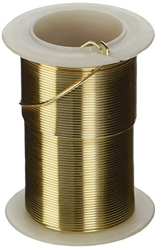 Darice Craft Wire 20 Ga NonTarnish Gold 15yd