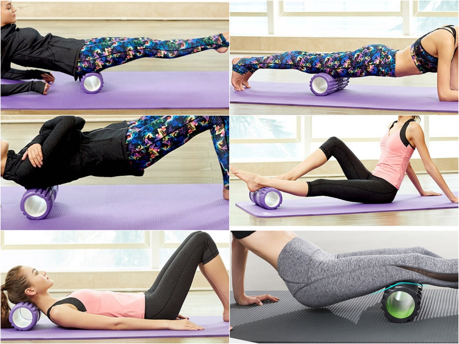 3-in-1 Foam Roller Message Set