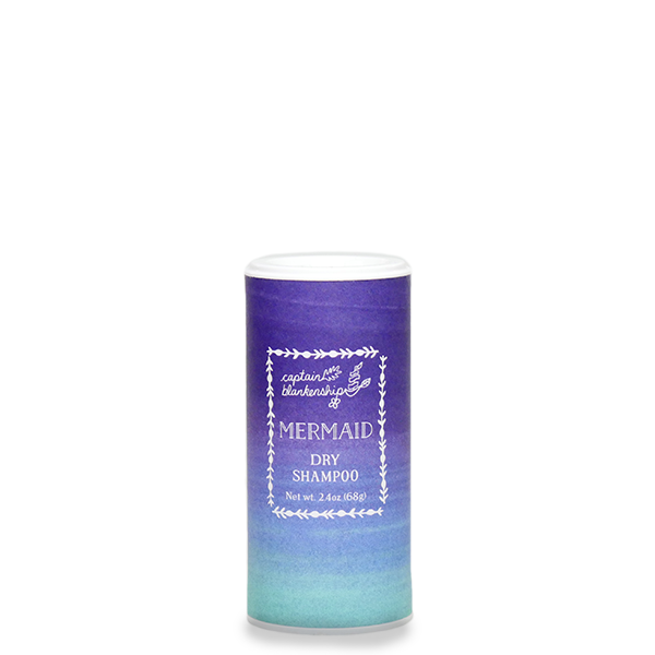 Mermaid Dry Shampoo