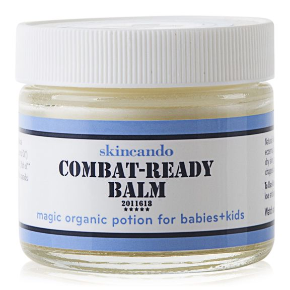 Combat-Ready Balm for Babies & Kids