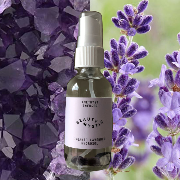 Amethyst Infused Lavender Face Mist