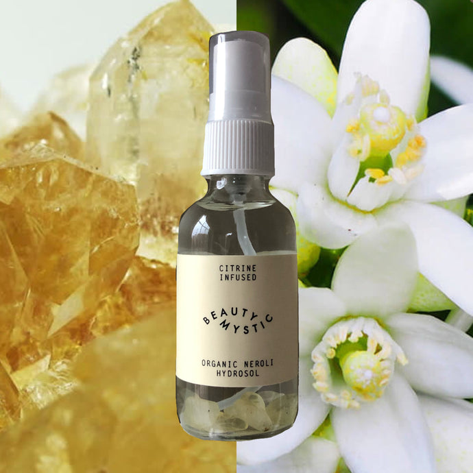 Citrine Infused Neroli Face Mist